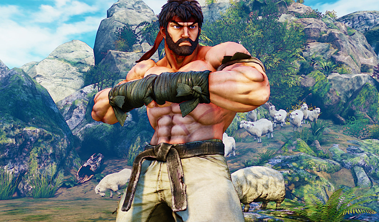 More Than a Beard: How Hot Ryu Turns Thirst Into Critique